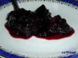 Pečená marmeláda do nápojů recept