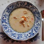 Jemná a rychlá polévka z rybího filé recept