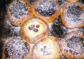 České koláče (povidla, tvaroh a mák) recept