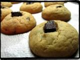 Čokoládové sušenky cookies recept