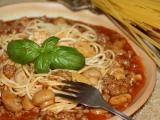 Špagety s domácí omáčkou recept