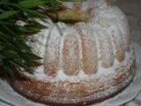 Bábovka s vaječným koňakem recept
