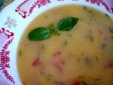 Bramborová polévka s rajčaty recept