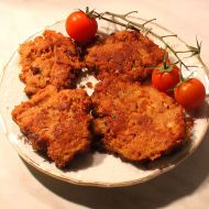 Chlebové placky  chleboráčky recept