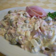 Pikantní pochoutkový salát recept