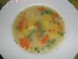 Jarní dietní polévka recept