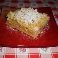 Hraběnčiny jablečné řezy recept