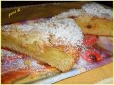 Falešný tvarohový koláč recept