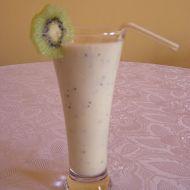Mléčný koktejl s kiwi recept