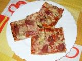 Celozrnná pizza s vínem recept