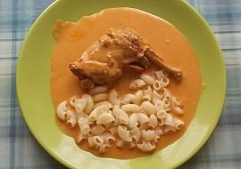 Kuře na paprice v tlakovém hrnci recept