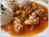 Kuřecí maso s dýní hokkaido recept