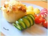 Kedlubny plněné Hermelínem recept