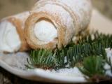 Sněhový krém do kremrolí recept