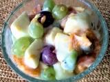 Ovocný salát 2 recept