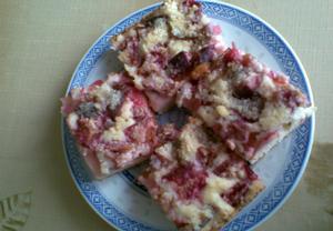 Rychlý švestkový koláč  výborný