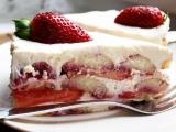 Letní jahodový dort recept