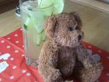 Medvědova osvěžující okurková limonáda recept