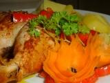 Kuřecí stehna na paprice a s paprikou recept