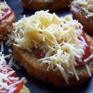 Vajíčková veka se sýrem recept