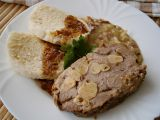 Vepřová krkovice plněná česnekem recept