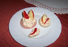 Pomazánka z křenového pomazánkového másla recept ...