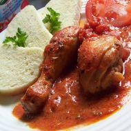 Kuřecí paličky v rajčatové omáčce recept