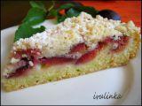 Cuketový koláč s ovocem recept