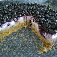 Borůvkový cheesecake recept