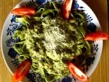 Brokolicová omáčka s kuřecím masem recept