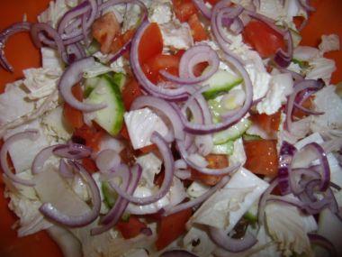Dobrý Španělský salát