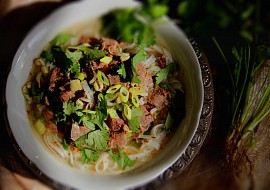 Pho bo tai ( Phở bò tái ) recept