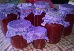 Mirabelkový džem se švestkami