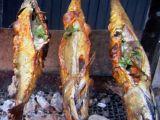 Grilované makrely s libečkem recept