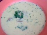 Kuřecí kari polévka se smetanou recept