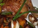 Kuře na citronech a česneku recept