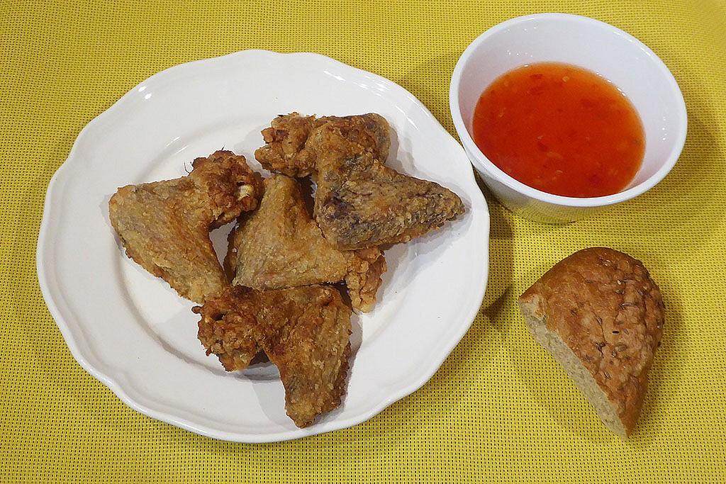 Kuřecí křídla pečená ve 3 krocích recept