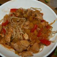 Kuřecí směs alá čína recept