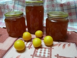 Kořeněný mirabelkový džem recept