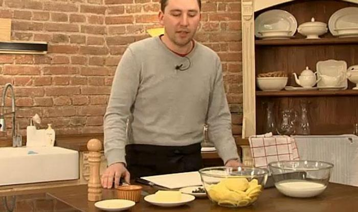 Zapečené (gratinované) brambory se smetanou