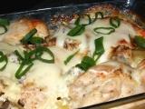 Kuřecí řízky s nivou a mozzarellou recept