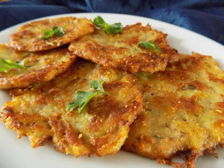 Tofu bramboráčky recept