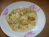 Zapékaný karfiol s mletým masem recept