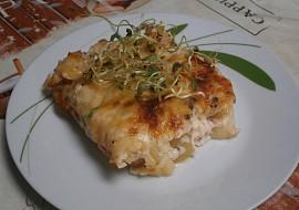 Zapečený chřest s kuřecím masem recept