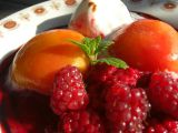 Broskev Melba recept