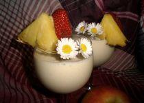 Štědrovečerní ananasová bowle recept