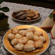 Kokosové pusinky recept