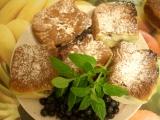 Borůvkové buchty recept
