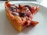 Šťavnatý švestkový koláč z jablíčkového těsta (Vyhovuje dietě ...