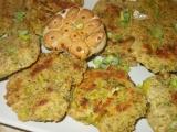 Brokolicové smaženky se sýrem recept